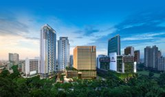洲際酒店預計2022年完工 勤美集團打造台中下一個10年願景
