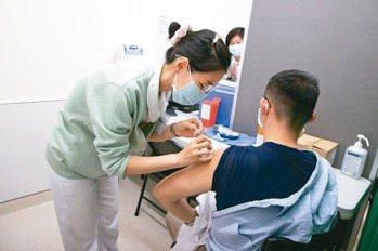衝打氣 AZ疫苗今擴大接種