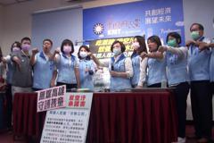 國民黨高市黨團 批暖男陳其邁讓高雄人當次等公民