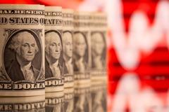 美國疫情紓困支出龐大 上半財政年度赤字創新高