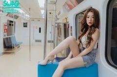 SWAG捷運車廂拍A片 女優愛子到案稱「設計場景」