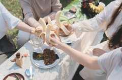 南投集集鎮首創品蕉道 以五感歡迎國人品味山蕉