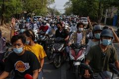 緬甸瀕臨內戰 日本在譴責聲下堤防中國大陸插手支援?