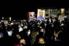 美國非裔遭誤殺掀抗議 媒體控報導期間遭警妨礙
