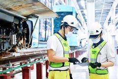 淡海輕軌運量增長 新北捷運將募29名職缺