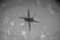 美火星無人直升機 成功滯空40秒