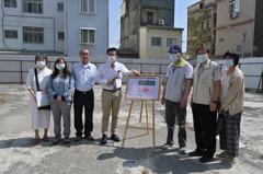立委議員合力爭取 台南善化市場旁將興建聯合活動中心