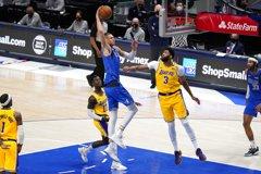 NBA/戴維斯回歸未進入狀態 唐西奇領軍勝湖人