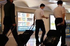 華航機組員每天採檢200人 採檢點可兼打疫苗