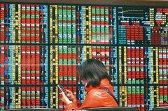台股翻黑收跌28.37點 三大法人買超63.57億