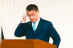 徐國勇:所長符合兩大過免職 北市警:要看調查結果