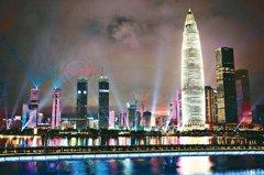 深圳5年發展藍圖GDP將達4兆人民幣
