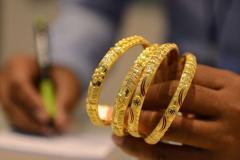大陸第一季黃金產量減9.92% 消費量逆勢大增近一倍