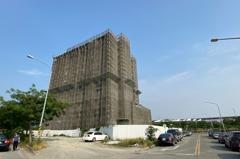 彰化高鐵特定區開發熱絡 首座10樓4星級旅館明年完工