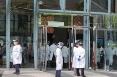 旅館群聚威脅社區 病毒傳播恐已兩個月