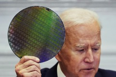 美國「拉台防中」半導體戰略:《晶片法案》拖住習近平霸權?