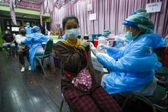 泰國民眾6月起施打新冠疫苗 目標年底5000萬人接種