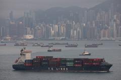 香港經濟強勁反彈 首季GDP上升7.8%