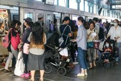 捷運車廂擁擠度即時告知功能 文湖線正式上線