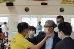 內政部規畫在台中西屯蓋社宅 居民抗議