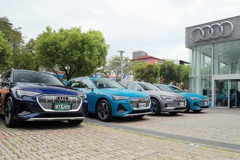 都有極速快充站!Audi展示中心年底進駐北台中及高雄鳳山