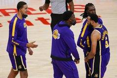 NBA/今日戰績表 湖人歷經延長賽氣走尼克