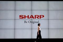 夏普股價大漲8.3% 營業利益財測優於預期