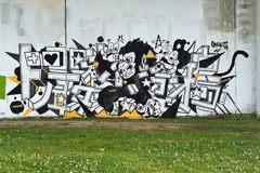 北市開放7處河濱塗鴉區 民眾可發揮創意畫好畫滿