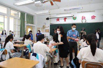 國中會考倒數2天 雲林縣府發滅菌濕紙巾助攻防疫