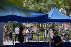香港119萬人接種首劑COVID-19疫苗
