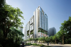 國產建材南港起家厝都更通過 打造香港匯豐總部進階版