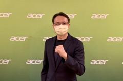 5月台股大跌 宏碁董座陳俊聖、高階主管再買進千張股票