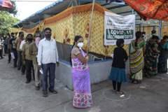 印度5月染疫和死亡人數 全球史上最嚴重