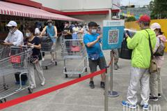 高市賣場超市6月5日起人流管制 1坪1人容留上限