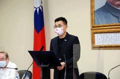 江啟臣寫信給表達台灣需要疫苗 國際民主聯盟回信了