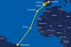 免繞經美國 巴西、葡萄牙首條直連光纖海纜開通