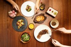 明星主廚套餐直送到你家!LINE TAXI、Foodie Amber「享饗送」推雙人套餐 還有管家服務