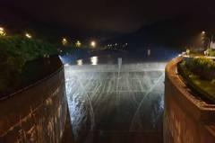 豪雨員山子分洪122萬噸 降基隆河洪峰保住瑞芳七堵汐止