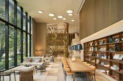 獨步全球的單一品牌空間 奢華設計型塑精品豪宅氛圍