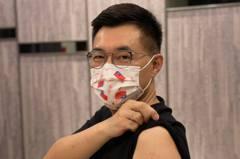 呼應林為洲 江啟臣:我願意帶頭做國產疫苗三期試驗者