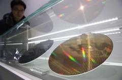 全球半導體短缺下 南韓邏輯晶片外銷創新高
