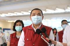 示警印度變種病毒早晚到台灣 侯友宜:要準備第三劑「加強版」疫苗