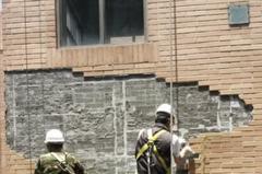杜絕危險從天降 北市補助老建築外牆10萬修繕費
