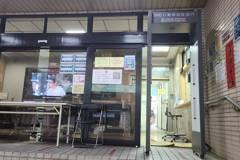 影/台中交大防疫3.0 今啟用自動測溫除菌門