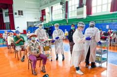 因應變種病毒 陳宜民:需83%疫苗覆蓋率才能群體免疫