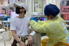 蕭敬騰大陸完成第2劑疫苗施打 最新狀況曝光!