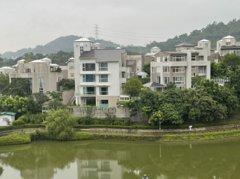 郊區豪宅價低又防疫 法人置產新北豪墅水岸宅
