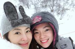 曾馨瑩也是她神隊友!賈永婕喊話郭董「疫苗請加油」