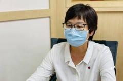 民眾搶打疫苗殘劑跌倒 蔡壁如氣哭:上位者麻木不仁