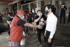 林昶佐稱萬華獲疫苗劑量少 北市駁斥:覆蓋率最高